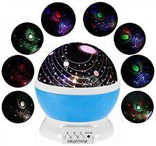 Galaxy Light Star Sky Night Light,MKQPOWER New Upgrade Projector Light Cosmos