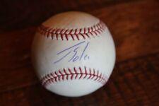 Jorge Soler - Autographed OMLB Baseball Signed W/ COA - Cubs - Royals