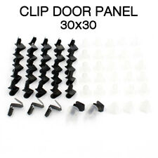 FIT NISSAN DATSUN PICK UP TRUCK 620 720 UTE 320 520 521 JUNIOR CLIPS DOORS PANEL