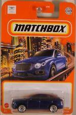 MATCHBOX #9 Bentley Bentayga, 2021 issue (NEW in BLISTER)