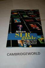 Nikon Slr Guide 75 Page Camera Guide Book