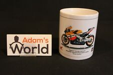 Coffee Mug Honda RC211V 2006 #69 Nicky Hayden (USA) by Guy Golsteyn