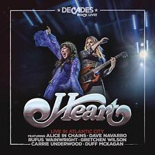Heart - Live In Atlantic City Cd & Blu Ray