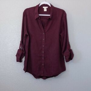 Matty M  Top for Women Size L AA 01018
