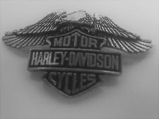 HARLEY DAVIDSON PIN Eagle Shield XL Biker Blouson Chopper Sportster 7x4cm RAR Neuf