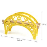 Railway Wooden Bridge.Accessories/Component Toys Train Tunnel Set Educational