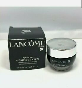 Lancome Advanced Genifique Yeux Youth Activating Eye Cream 15ml/0.5oz. NEW
