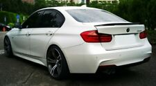 Bmw F30 F80 berline série 3 rear boot trunk spoiler lèvre wing sport garniture couvercle M3 m