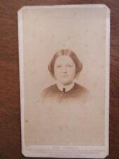 CDV Mary Lincoln by Mumler