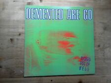Demented Are Go Kicked Out Of Hell Excellent Vinyl Record Nose 21