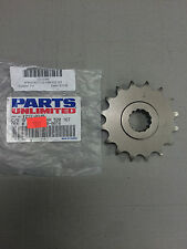 PARTS UNLIMITED FRONT SPROCKET 12120345 1999 YAMAHA YZF-R7 2004-2007 FZS600 FZ S