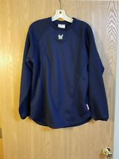 Milwaukee Brewers Therma Base Majestic Authentic Pullover Sweatshirt Adult S EUC