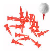 50PCS Golfer Aid Practice Golf Cup Tees Training Golfer 30mm Outdoor Sports AU