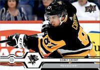 2019-20 Upper Deck #100 Sidney Crosby Pittsburgh Penguins