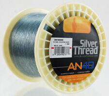 Silver Thread An40 Bulk Copolymer Line 3000Yd Zan10S03000 Silver 10Lb Au5403