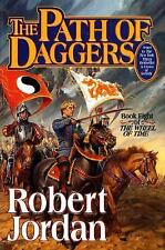 Wheel of Time: The Path of Daggers 8 by Robert Jordan (1998, Hardcover, Revised)
