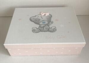 Tatty Teddy Baby Girl Gift Box Pink Make your Own Gift Box Hamper Baby Shower