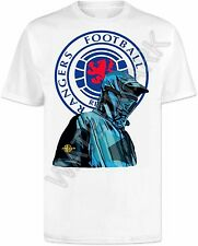 Rangers FC Uomo in STONE ISLAND CAPPOTTO T shirt magliette Football Club CASUALs CASUAL