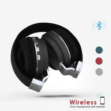 BLUETOOTH STEREO HEADSET SOUND MIC AMP BASS MICRO SD BLUETOOTH CALL FUNCTIONAL