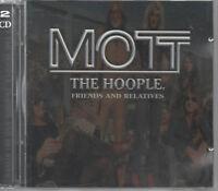 Mott The Hoople Friends And Relatives 2 CD NEU British Lions Verden Allen