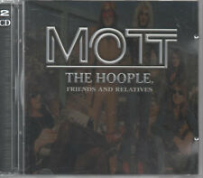 Mott The Hoople Friends And Relatives 2 CD NEU British Lions Verden Allen