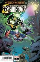 Champions #6 War of the Realms Tie In Marvel Comic 1st Print 2019 unread NM