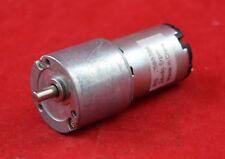 Trident Engineering 258-8388 Getriebemotor 24V Getriebe Motor 5rpm 2588388