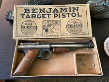 Benjamin Target Pellet/Air Pistol Model #132