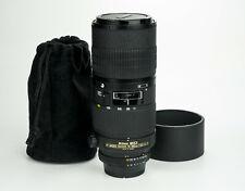 Nikon AF Micro Nikkor 70-180mm 1:4.5-5.6 D ED obiettivo zoom tele macro lens