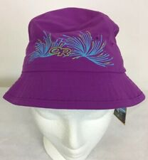 fd58c4232f8 Outdoor Research Kids Solstice Bucket Sun Hat UPF 50+ Size M - NWT  Ultraviolet