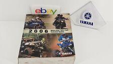 Yamaha Technical Manual YFZ450 Raptor 660R 90 50 TTR 125 YZ 250 Rhino 660 700