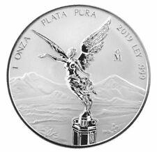 LIBERTAD – MEXICO – 2019 1 OZ REVERSE PROOF SILVER COIN IN CAPSULE