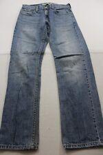 J4409 Levi´s 514 Slim Straight Jeans W29 L30 Blau  Sehr gut