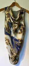 LIU JO -  special design top , leopard    size Medium /1,3