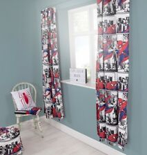 Spiderman Children's Curtains 50 X 62