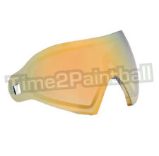 Dye I4 / I5 Thermal Replacement Lens - Fade Sunrise **FREE SHIPPING** Paintball