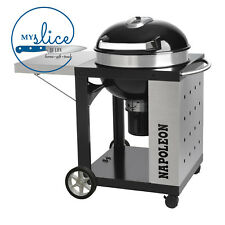 Napoleon 57cm Rodeo Charcoal Kettle Grill with Cart