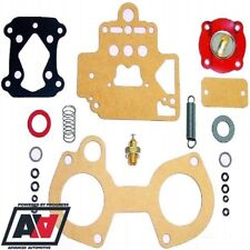 Dellorto 48 DHLA Carburettor Carb Gasket & Seal Service Kit With 250 Needle ADV