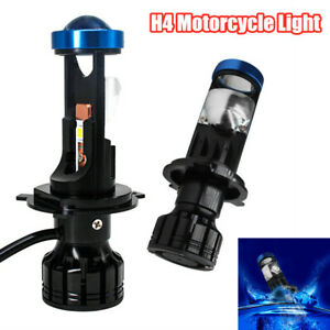 H4 LED Motorcycle Car SUV Headlight Bulb Far And Near Fog Light 55W 6000K 8000LM