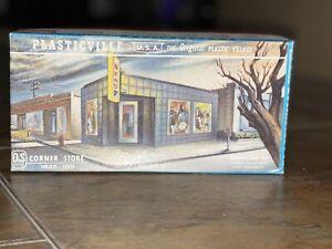 Plasticville Corner Store