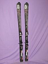 VOLKL Unlimited AC3 skis 170cm w Marker iPT Motion 14.0 adjustable ski bindings~