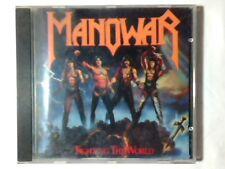 MANOWAR Fighting the world cd GERMANY