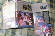 Doctor Who - Snakedance - Dr Who Peter Davison UNSEALED BUT GUARANTEED UNPLAYED