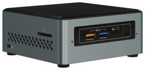 Intel NUC Mini PC i7-10710U 6x 4.7GHz 16GB RAM 500GB NVMe SSD W10Pro NUC10i7FNKN