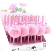 Flamingo Gel Pen Set Cute Stationery Kawaii School Office Supplies Gel Ink Gift