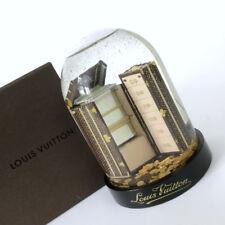 NEW Louis Vuitton Monogram Wardrobe Steamer Trunk Bag VIP Snow Globe Xmas Gift