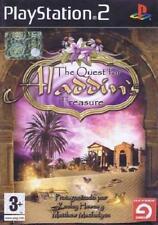 The Quest For Aladdin`s Treasure PS2