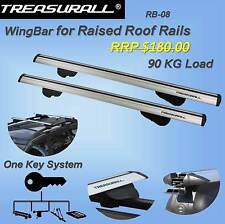 Genuine Treasurall Roof Racks Cross Bars for MITSUBISHI Pajero Outlander 1350mm
