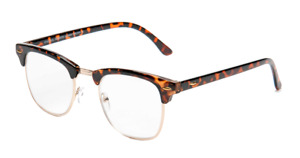 Eyelevel Mens Reading Glasses Albany Brown brow line 1.25 1.5 2.0 2.5 3.0 3.5
