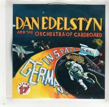 (GD330) Dan Edelstyn And The Orchestra Of Cardboard, Germans In Space - DJ CD